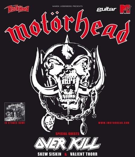 Motörhead: Tour 2007