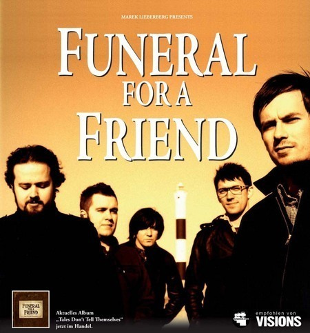 Funeral For A Friend: Tour 2007
