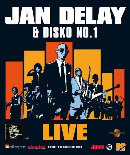 Jan Delay & Disko No. 1: Live