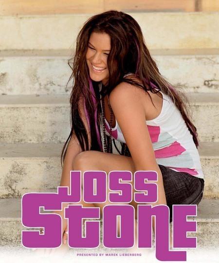 Joss Stone: Tour 2007