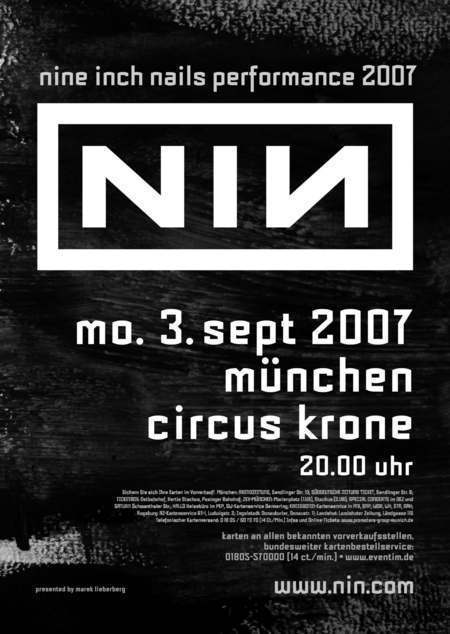 Nine Inch Nails: Show