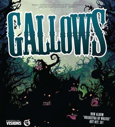 Gallows: Live 2007