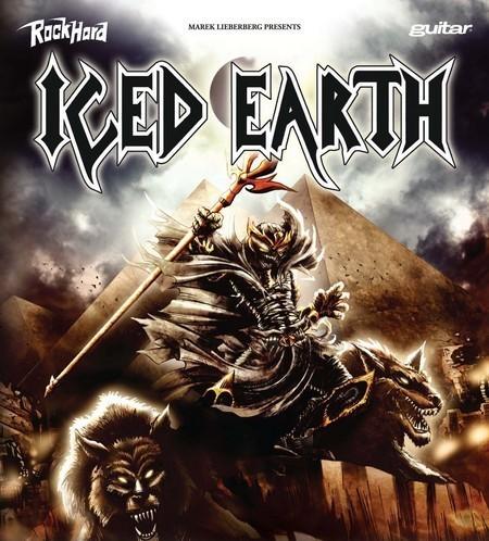 Iced Earth: Tour 2007