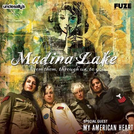 Madina Lake: Live 2007