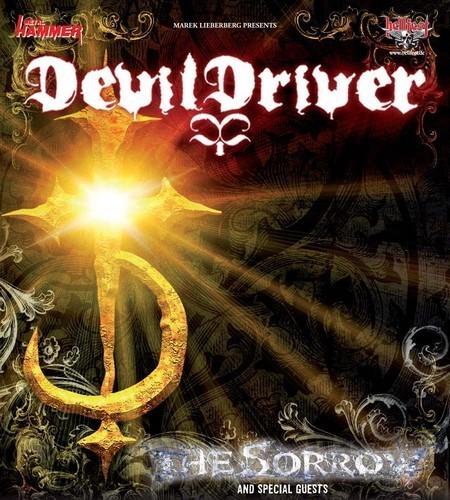 Devildriver: Tour 2007