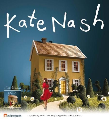Kate Nash: Made Of Bricks Tour 2007
