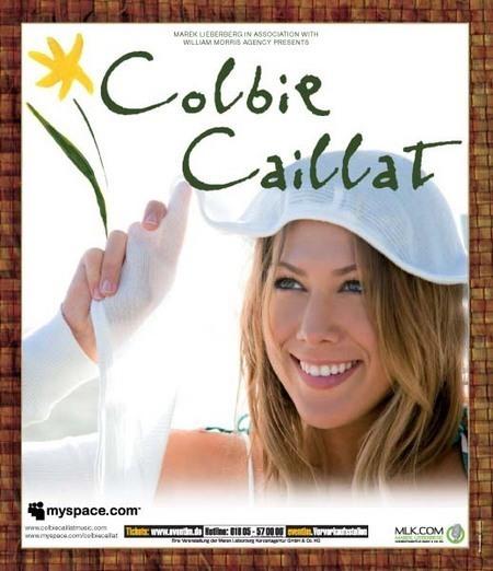 Colbie Caillat: Tour 2007