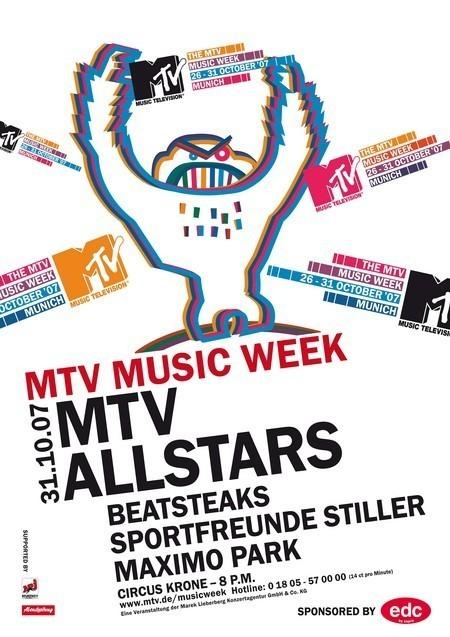 MTV Allstars: MTV Music Week 2007