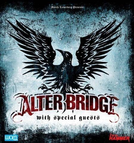 Alter Bridge: Tour 2008