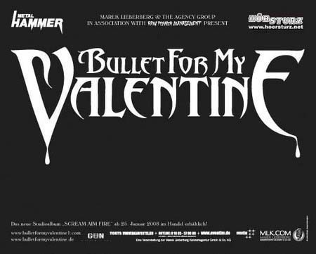 Bullet For My Valentine: Live 2008