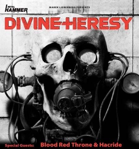 Divine-Heresy: Live 2007