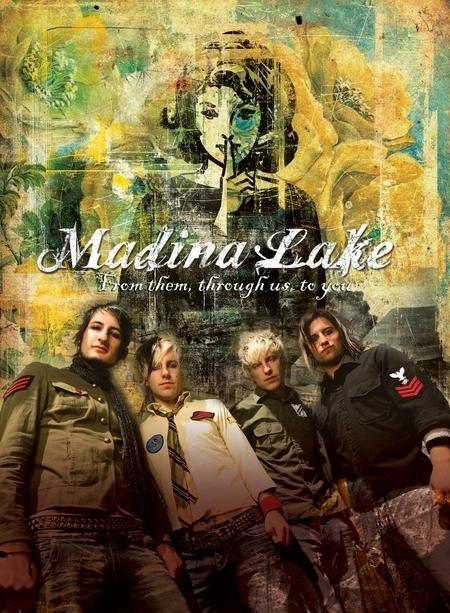 Madina Lake: Tour 2008
