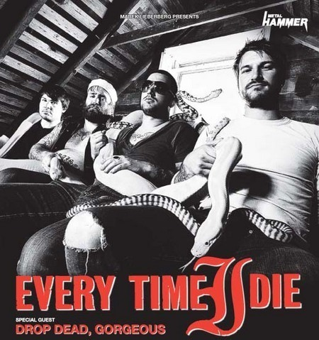Every Time I Die: Tour 2008