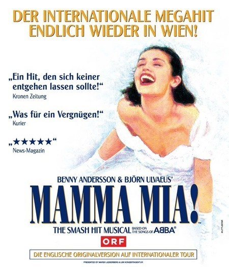 Mamma Mia!: Smash Hit Musical based on the songs of ABBA -2009