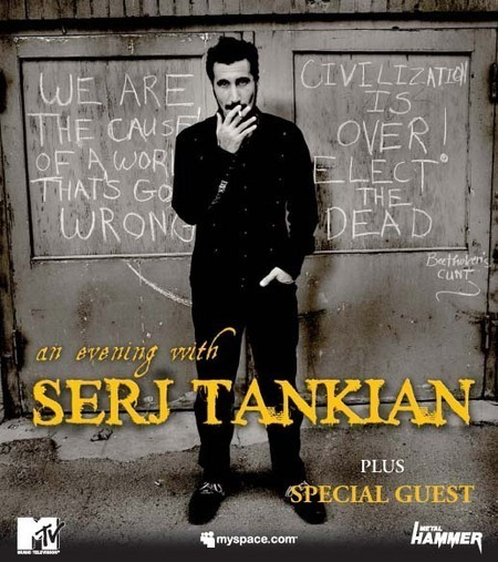 Serj Tankian: An evening with - 2008