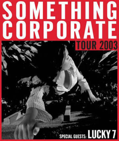 Something Corporate: Live 2003