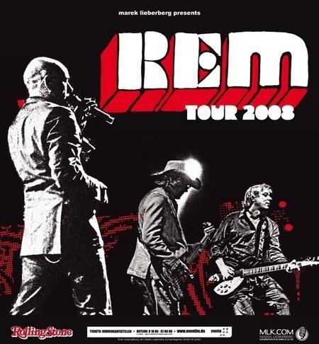 R.E.M.: Tour 2008