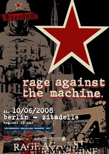Rage Against The Machine: Live 2008