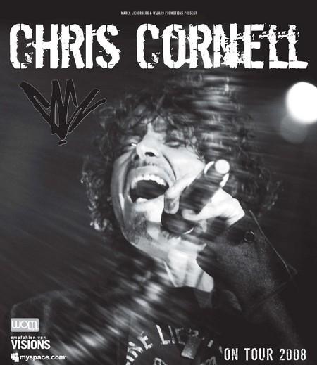 Chris Cornell: Carry On Tour 2008