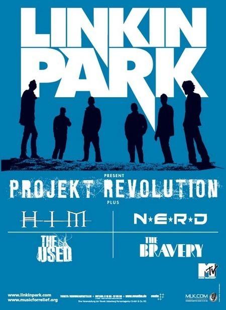 Linkin Park: Projekt Revolution