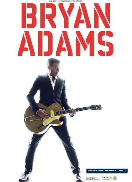 Bryan Adams Tour 2008 Mlk Www Mlk Com