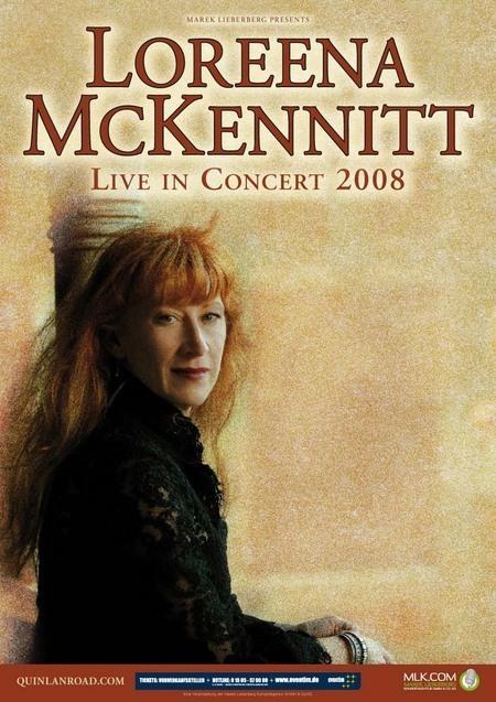 Loreena McKennitt: Live in Concert 2008