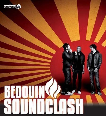 Bedouin Soundclash: Live 2008