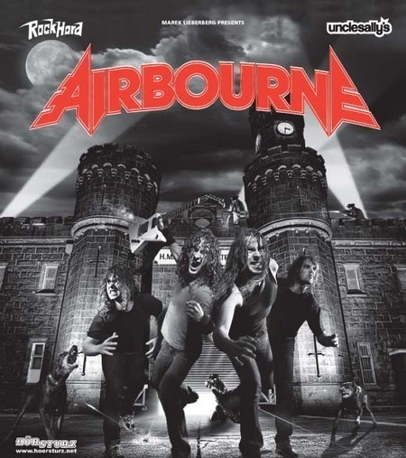 Airbourne: Live 2008
