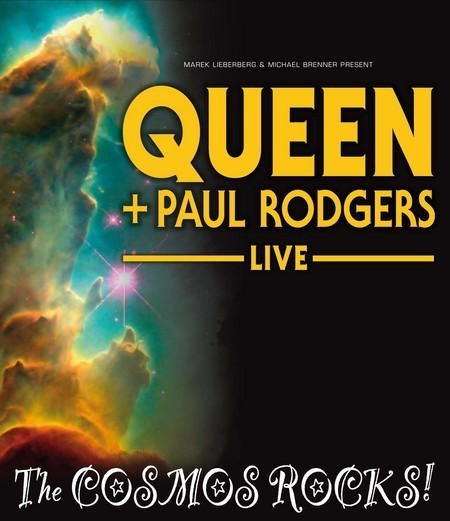 Queen & Paul Rodgers: The Cosmos Rocks Tour 2008