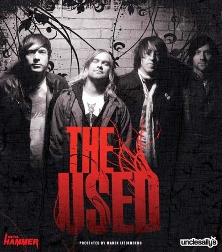 The Used: Tour 2008