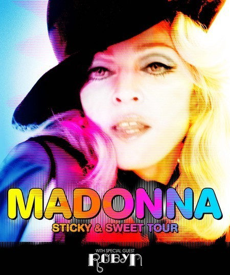 Madonna: Sticky & Sweet Tour 2008