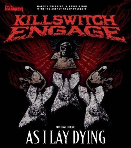 Killswitch Engage: Tour 2008