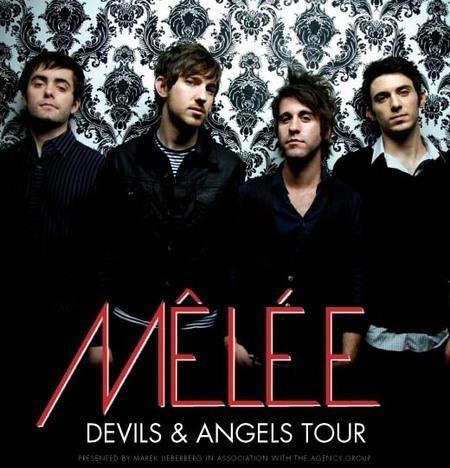 Melee: Devils & Angels Tour 2008