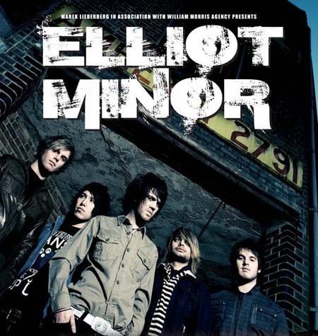 Elliot Minor: Live 2008