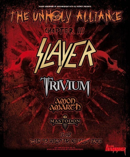 Slayer: The Unholy Alliance: Chapter 3