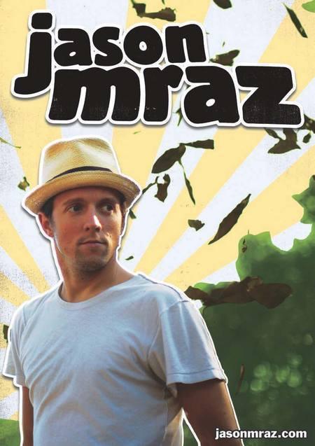 Jason Mraz: We Sing, We Dance, We Steal Things -Tour 2008
