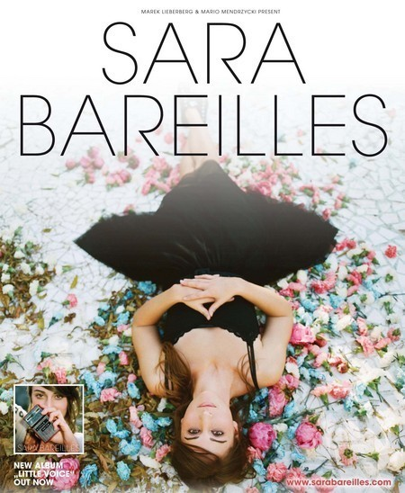 Sara Bareilles: Little Voice Tour 2008