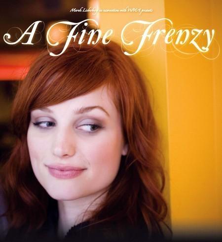 A Fine Frenzy: Tour 2008