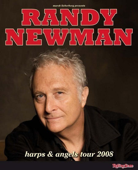 Randy Newman: Harps and Angels Tour 2008