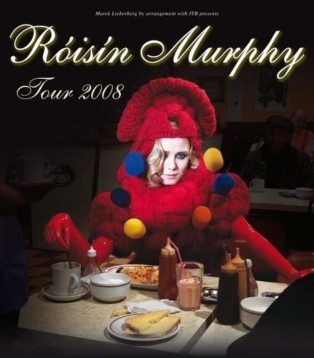 Roisin Murphy: Tour 2008