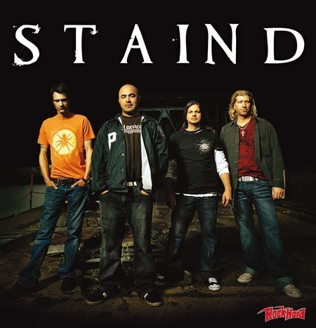 Staind: Tour 2009
