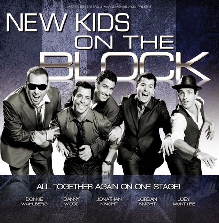 New Kids On The Block: All Together Again On One Stage! - 2009