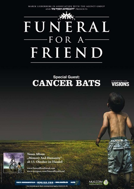Funeral For A Friend: Tour 2008