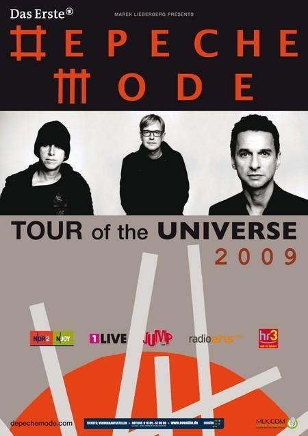 Depeche Mode: Tour of the Universe 2009