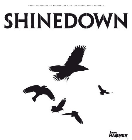 Shinedown: Tour 2009