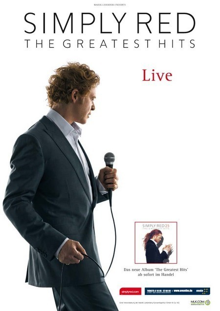 Simply Red: The Greatest Hits Tour - Live 2009