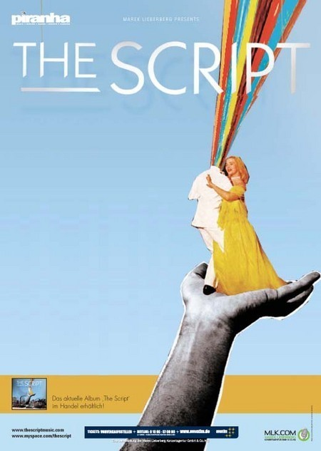 The Script: Tour 2009