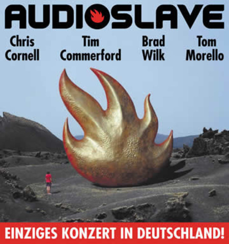 Audioslave: Tour 2003