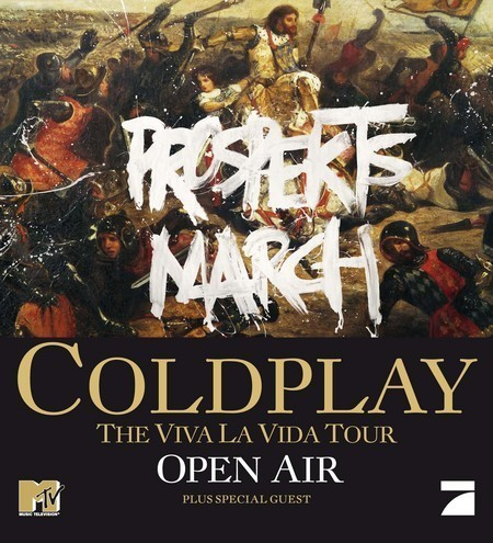 Coldplay: The Viva La Vida Tour - 2009