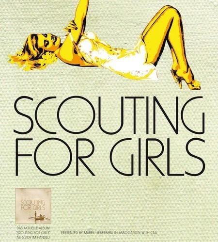 Scouting For Girls: Live 2009